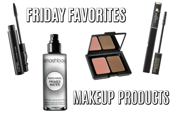 Friday Favorites |Makeup